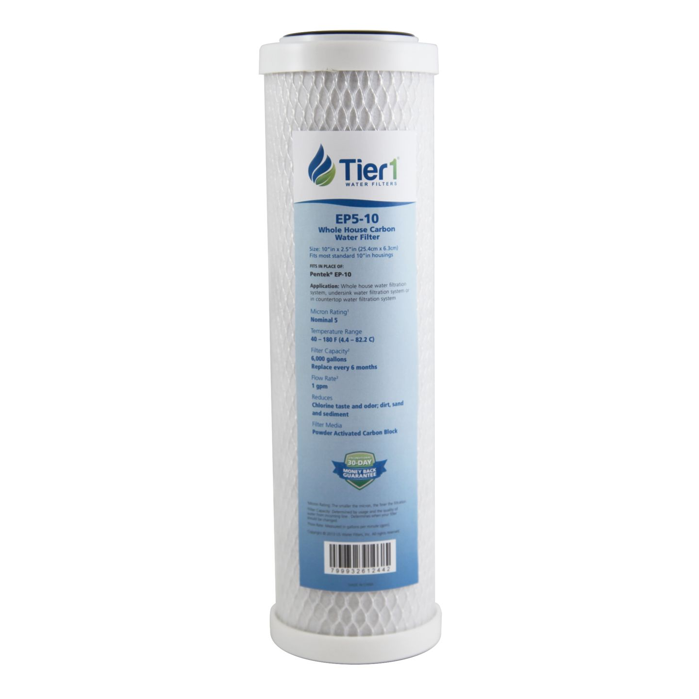 Whole House Replacement Filter Cartridges