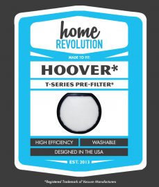 Home Revolution Brand Replacement 101621 Filter Made to Fit Hoover Windtunnel Air Model UH70400 (alternate)