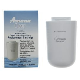 Amana 12527304 Clean and Clear Refrigerator Filter