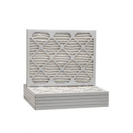 Tier1 21-1/2 x 23-1/2 x 1 MERV 13 - 6 Pack Air Filters (P25S-6121H23H)