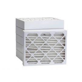 Tier1 18 x 20 x 4  MERV 13 - 6 Pack Air Filters (P25S-641820)