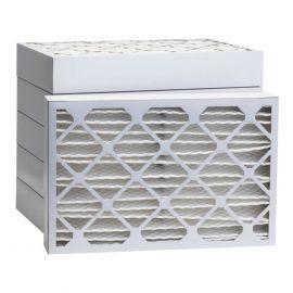 Tier1 12-1/2 x 24-1/2 x 4  MERV 13 - 6 Pack Air Filters (P25S-6412H24H)