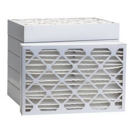 Tier1 10 x 18 x 4  MERV 13 - 6 Pack Air Filters (P25S-641018)