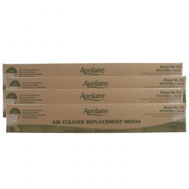 Air Purifier Replacement Filter 213 by Aprilaire (4-Pack)