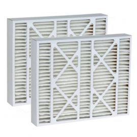 DPFI20X26X5DLX Tier1 Replacement Air Filter - 20X26X5 (2-Pack)