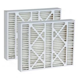 DPFI20X26X5DCM Tier1 Replacement Air Filter - 20X26X5 (2-Pack)