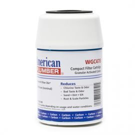WGC478 American Plumber Undersink Compact Filter Replacement Cartridge