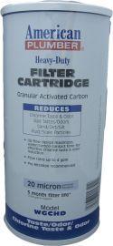 American Plumber WGCHD GAC Water Filters