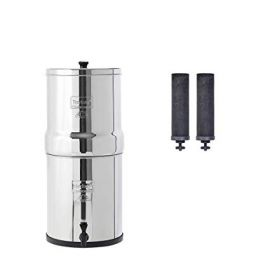 BK4X2-BB Big Berkey Water Filter System