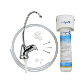 Culligan US-EZ-1 Easy-Change Undersink Water Filtration System (Level 1)