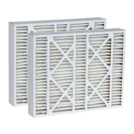 DPFS16X28X6M13DWR Tier1 Replacement Air Filter - 16X28X6 (2-Pack)