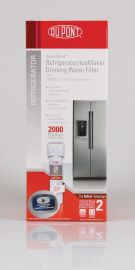 WFQTR130004 DuPont Quick Twist Refrigerator/Icemaker Filter System