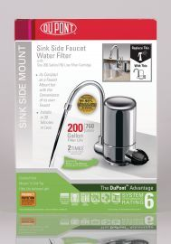 WFFS150XCH DuPont Chrome Counter Top Faucet System