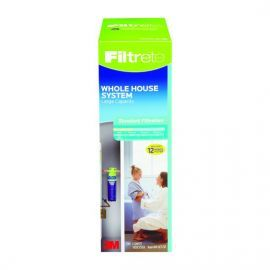4WH-QCTO-S01 Filtrete Whole House Filter System