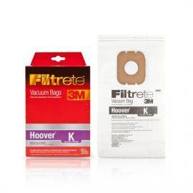 64707 Filtrete Hoover K Vacuum Bags (3-Pack)
