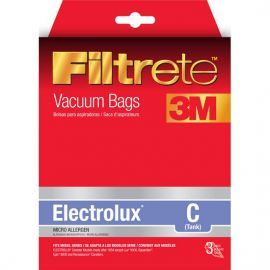 67706 Filtrete Electrolux C Vacuum Bags (3-Pack)