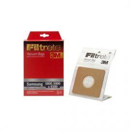 Filtrete 68711 Samsung 5000, 5900 & 63000 Vacuum Bags (3-Pack)