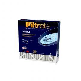 20x20x4 3M Filtrete 4-inch Allergen Reduction Filter (1-Pack)