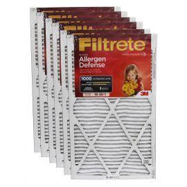 18x30x1 3M Filtrete Micro Allergen Filter (6-Pack)