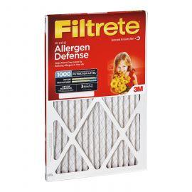 20x30x1 3M Filtrete Micro Allergen Filter (1-Pack)