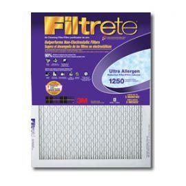 20x30x1 3M Filtrete Ultra Allergen Filter (1-Pack)