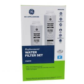 FQSVF GE SmartWater Undersink Filter Set (packaging)