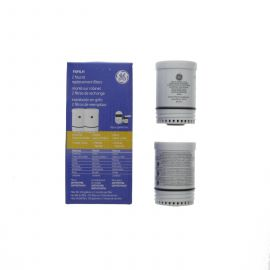 GE FXMLH Water Filter for GXFM07HBL Faucet Filter System (2-Pack)