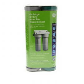 FXSVC GE SmartWater Undersink Filter Set