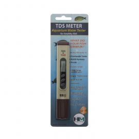HM Digital Pocket Sized TDS Meter with Digital Thermometer TDS-4TM