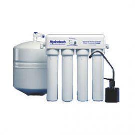 4VTFC75G-PB Hydrotech Pushbutton Reverse Osmosis Filter System