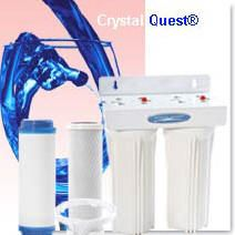 Crystal Quest Commercial Big-Inline Replaceable Double Multi PLUS Water Filter System