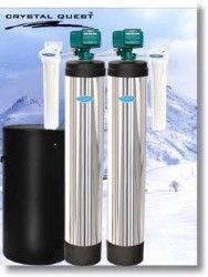 Crystal Quest Whole House Multi/Sediment 1.5 Water Filter System