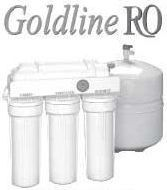 Goldline Reverse Osmosis System (WQA Gold Seal)