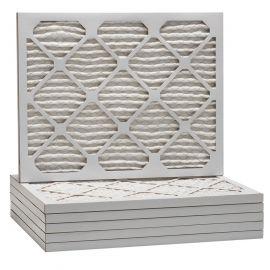 Tier1 10 x 14 x 1  MERV 11 - 6 Pack Air Filters (P15S-611014)