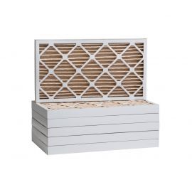 Tier1 12-1/2 x 24-1/2 x 2  MERV 11 - 6 Pack Air Filters (P15S-6212H24H)