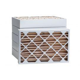 Tier1 12-1/2 x 24-1/2 x 4  MERV 11 - 6 Pack Air Filters (P15S-6412H24H)