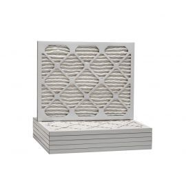 Tier1 20 x 21-1/2 x 1  MERV 13 - 6 Pack Air Filters (P25S-612021H)