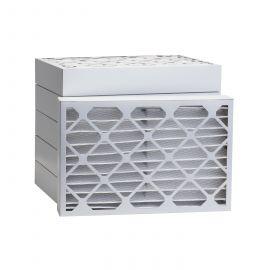 Tier1 10 x 16 x 4  MERV 8 - 6 Pack Air Filters (P85S-641016)