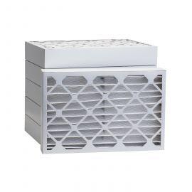 Tier1 12-1/2 x 24-1/2 x 4  MERV 8 - 6 Pack Air Filters (P85S-6412H24H)