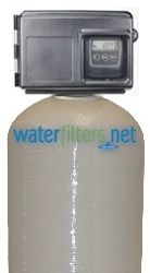 IRON-100DM Fleck 2510sxt Iron Reduction Pyrolox Media Backwash Water Filter