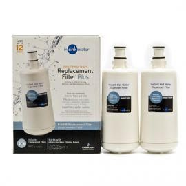 InSinkErator F-601R Replacement Water Filter Plus (2-Pack)