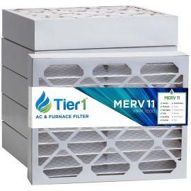 Tier1 20 x 23 x 4  MERV 11 - 6 Pack Air Filters (P15S-642023)