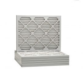 Tier1 22 x 26 x 1  MERV 8 - 6 Pack Air Filters (P85S-612226)