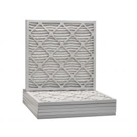 Tier1 25 x 25 x 1  MERV 8 - 6 Pack Air Filters (P85S-612525)