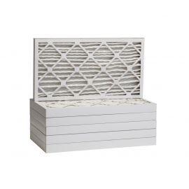 Tier1 10 x 18 x 2  MERV 8 - 6 Pack Air Filters (P85S-621018)