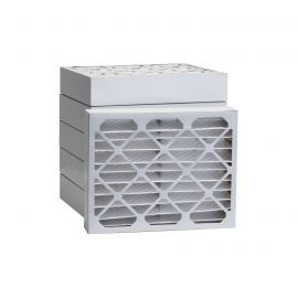 Tier1 21-1/2 x 23-1/2 x 4  MERV 8 - 6 Pack Air Filters (P85S-6421H23H)