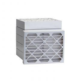 Tier1 14 x 18 x 4  MERV 8 - 6 Pack Air Filters (P85S-641418)