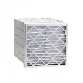 Tier1 21-1/4 x 21-1/4 x 4 MERV 8 - 6 Pack Air Filters (P85S-6421D21D)