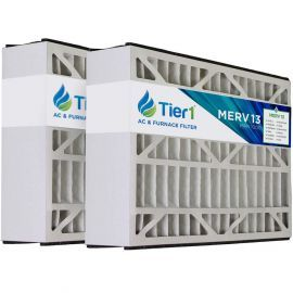 DPFL20X26X5M13 Tier1 Replacement Air Filter - 20X26X5 (2-Pack)