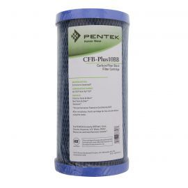 CFB-PLUS10BB Fiberdyne Carbon Filter by Pentek